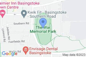 War Memorial Park, Basingstoke, RG21 4AH
