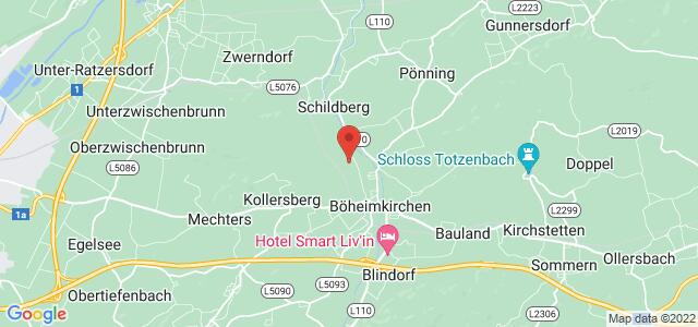 Google Map of Weisching 64, 3071 Böheimkirchen