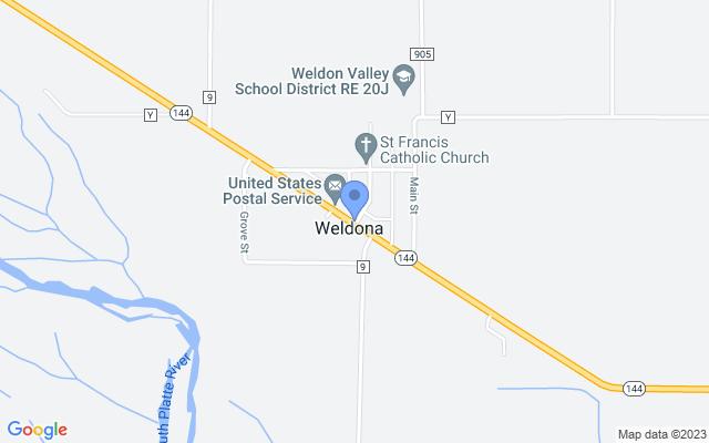 Weldona, CO 80653, USA