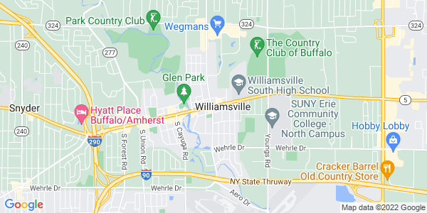 Williamsville Hotels