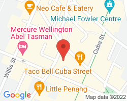 Map to Venue
