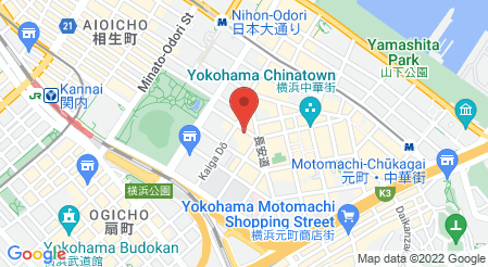 横浜中華街 薬膳火鍋 大草原|地図