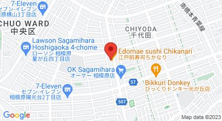 江戸前寿司 ちかなり 本店|地図