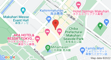 和食・中華 桂翠|地図