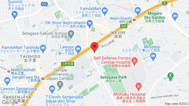 SUNDAY CAFE ART RESTAURANT|地図