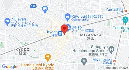 経堂ダイニング&バー|地図