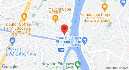 屋形船 あみ幸|地図