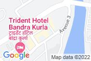 Location - Kanakia Paris, Bandra Kurla Complex