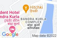Location - Trade Centre , Bandra Kurla Complex