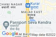 Location - Kanakia Levels, Malad East