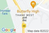 Location - Lodha Supremus II, Thane West