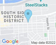 Lehigh Shoe & Leather Repair Map
