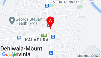 125/5, Araliya Mawatha, Attidiya Road, Bakery Junction,             Dehiwala,            Sri Lanka.
