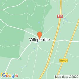 Google Map of 47.3937,0.690186