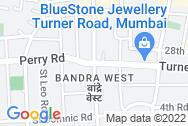 Location - Eden Residency, Bandra West