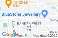 Location - Cornelia Residency, Bandra West
