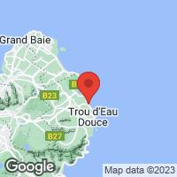 Cliquez pour voir la situation g�ographique de l'h�tel Les villas de LUX* Belle Mare
