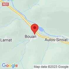 Carte / Plan Bouan