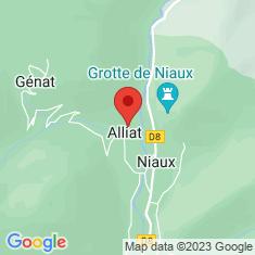 Carte / Plan Alliat
