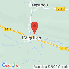 Carte / Plan L'Aiguillon
