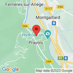 Carte / Plan Prayols