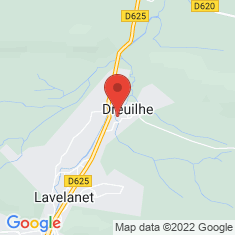 Carte / Plan Dreuilhe