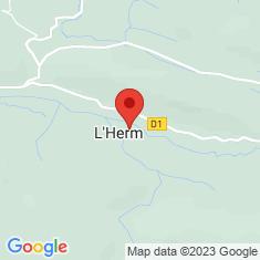 Carte / Plan L'Herm