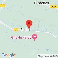 Carte / Plan Sautel