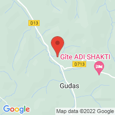 Carte / Plan Gudas