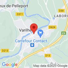Carte / Plan Varilhes