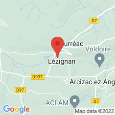 Carte / Plan Lézignan (Hautes-Pyrénées)