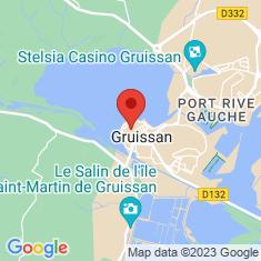 Carte / Plan Tour Barberousse
