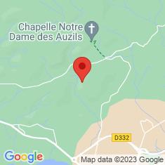 Carte / Plan Grotte de la Crouzade