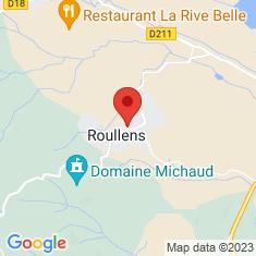 Carte / Plan Roullens