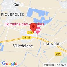 Carte / Plan Villedaigne