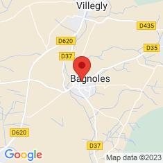 Carte / Plan Bagnoles