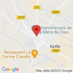 Carte / Plan Azille