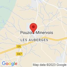 Carte / Plan Pouzols-Minervois