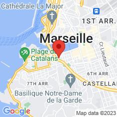 Carte / Plan Musée du santon Marcel Carbonel