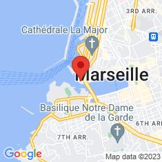 Carte / Plan Musée des civilisations de l'Europe et de la Méditerranée