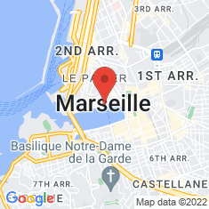 Carte / Plan Marseille