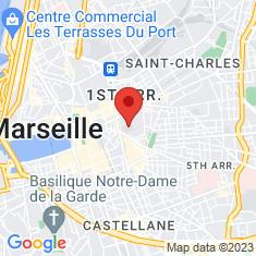 Carte / Plan Lycée Thiers
