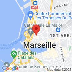 Carte / Plan Musée d'archéologie méditerranéenne