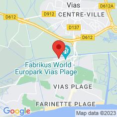 Carte / Plan Europark