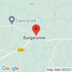 Carte / Plan Burgaronne