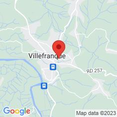 Carte / Plan Villefranque (Pyrénées-Atlantiques)