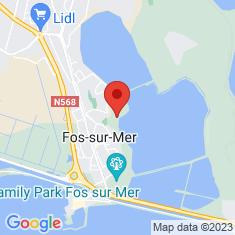 Carte / Plan Fos-sur-Mer