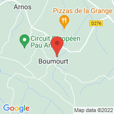 Carte / Plan Boumourt