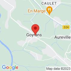 Carte / Plan Goyrans