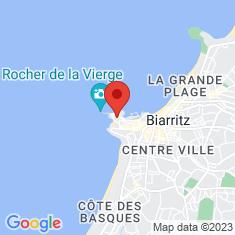 Carte / Plan Musée de la Mer (Biarritz)